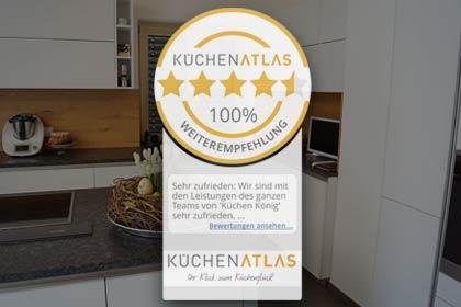 Zufriedene Kunden ... im Küchenstudio zwischen Sigmaringen Ravensburg - König Küchen in Mengen