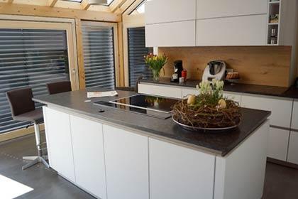 Kunden Referenzen  ... im Küchenstudio zwischen Sigmaringen Ravensburg - König Küchen in Mengen