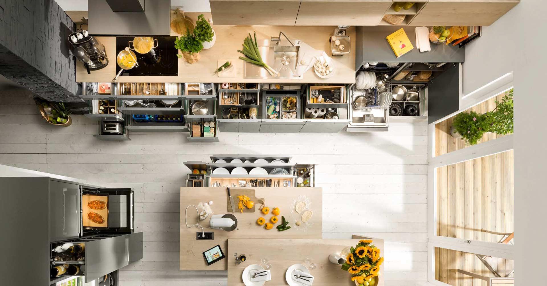 Nolte Küchen in Mengen zwischen Sigmaringen und Ravensburg ... bei König Küchen